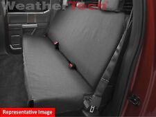 WeatherTech Seat Protector for Toyota Prius C - 2012-2016 - Black