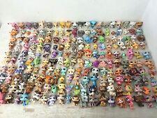Littlest Pet Shop HUGE Lot of 200 LPS Dogs Cats, Birds, Horses PLUS 80 FREE READ