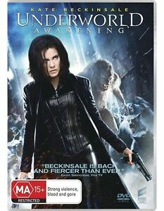 Underworld-Awakening-DVD-Kate-Beckinsale-Region-4-New-and-Sealed