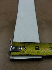"""NEOPRENE RUBBER ROLL  1/8""""X2""""X10FT PSA ADHESIVE ONE SIDE. FREE SHIPPING"""