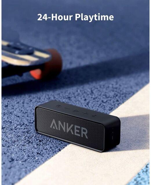 Anker SoundCore Bluetooth Speaker Portable Bluetooth Stereo Speaker