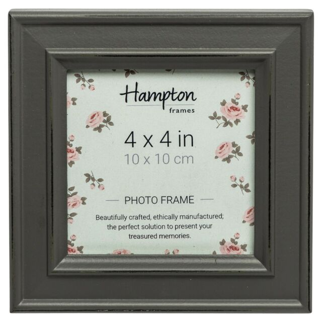 Pal301944g Paloma Country Grey Wood 4x4 Shabby Chic Square Picture ...