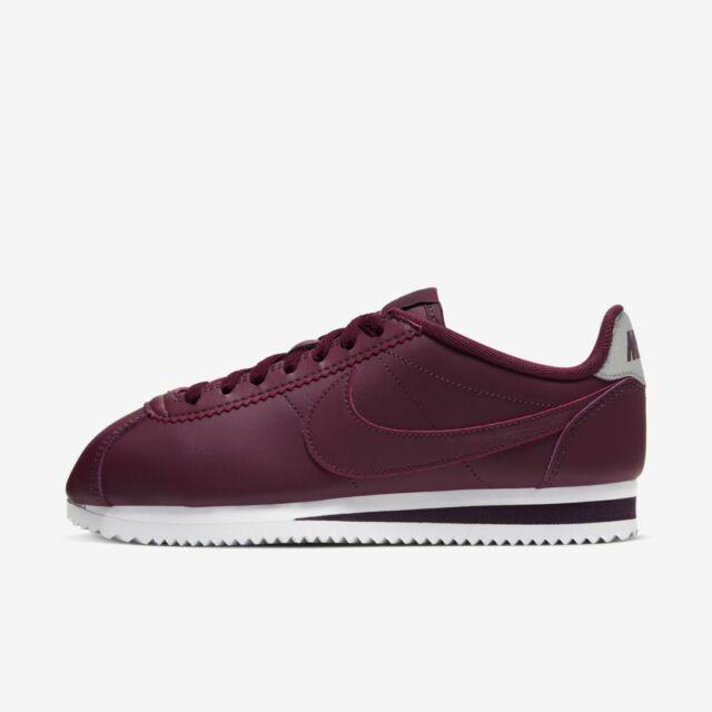 women's classic cortez leather casual shoe