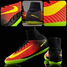 H91 JR Nike Mercurialx Proximo II DF TF Size UK 4.5 EUR 37.5 Sock + Boot e7e2c09278