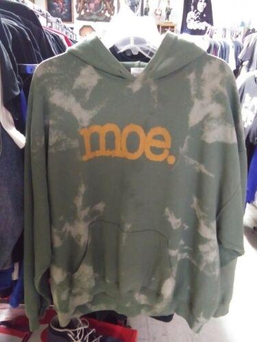 """Vintage style MOE """"moe."""" custom hoodie"""