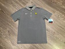 6411580e item 6 Nike Men's West Virginia Mountaineers Dri-Fit Performance Polo Golf  Shirt L $75 -Nike Men's West Virginia Mountaineers Dri-Fit Performance Polo  Golf ...