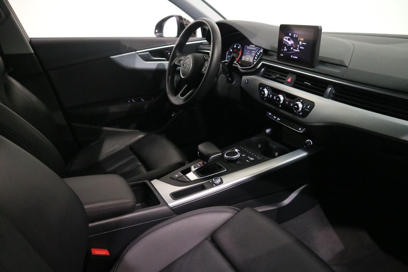 Audi A4 2,0 TDi 190 Sport Avant S-tr. - billede 5