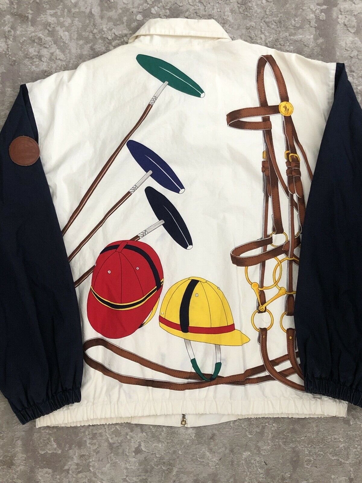 GRAIL! VTG POLO RALPH LAUREN GRAPHIC WING 1992 Wi… - image 1