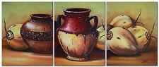 Cuban Artist Painter/ J. Mariano Gil/Oil Painting Original/ Realism Still Life