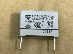 Capacitors Film Capacitors CAP FILM PP 0.047UF 200V RAD