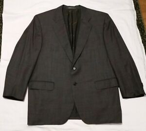 Salvatore-Ferragamo-Suit-Jacket-Gray-See-Description-For-Details
