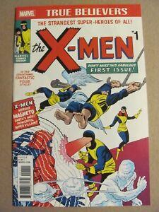 True-Believers-X-Men-1-Marvel-2017-reprints-X-Men-1-1963-9-6-Near-Mint