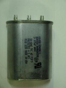 Aerovox N49r6003yr R34496 1 3 X 075uf X 600 Volt Dual