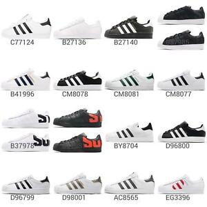 201b29a57 Image is loading adidas-Originals-Superstar-Mens-Classics-Lifestyle-Shoes- Sneakers-
