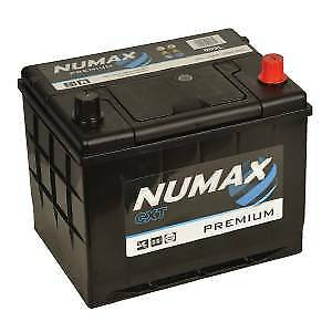 Image Is Loading 009l Numax Car Battery 50ah 500 Cca
