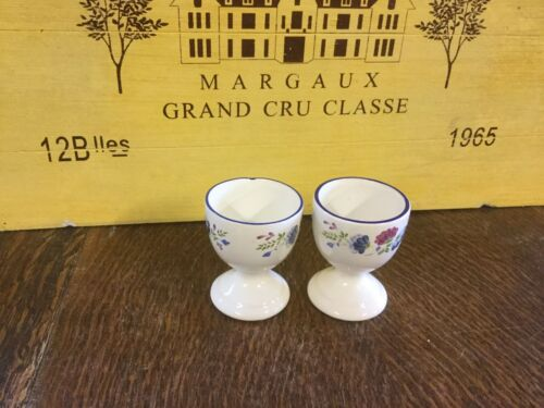 X2 BHS Priory Egg Cups