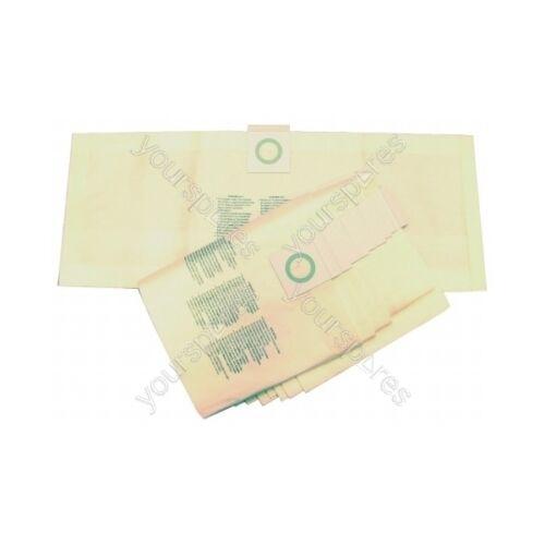 Ufixt NAZIONALE Optronics Aspirapolvere Sacchetti di carta