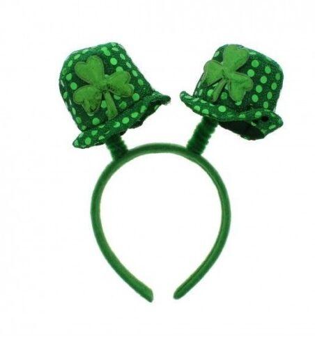 Patrizio Irlandese Costume Accessorio Da Festa Trifoglio Erie LOTTO S