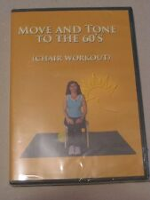 Move and Tone to the 60's - exercise DVD Chair workout