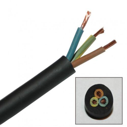 50m Ring Gummikabel H07RN-F 3G2,5 3x2,5 1,32 je Meter