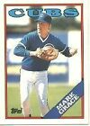 1988 Topps Mark Grace #42T Baseball Card