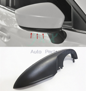 RH Side ABS Rear View Mirror Base Plate Cover j For Mazda3 AXELA 2014-2016 OEM