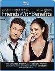 Friends With Benefits 0043396388086 Blu-ray Region a