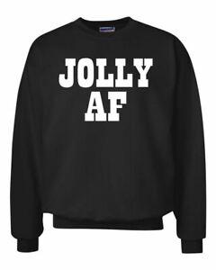 Jolly-AF-Funny-Xmas-Holiday-Ugly-Christmas-Sweater-Crewneck-Graphic-Sweatshirt