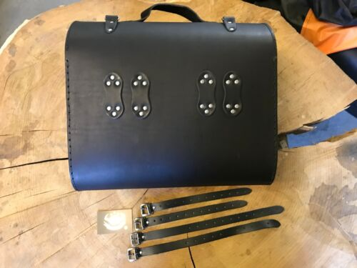 Bagages Sac Pour Sissybar Porte-bagages Harley HD 1 a NEUF Bruno rôle bagages rôle