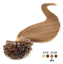 50-100-200-EXTENSIONS-CHEVEUX-POSE-A-CHAUD-REMY-NATURELS-49-60CM-0-5G-1G-AAA-PRO miniature 9