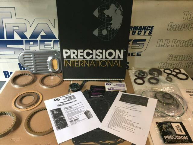 BMW X5 TRANSMISSION REBUILD KIT 5L40-E 2000-2006
