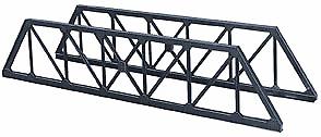 Peco LK-11 Truss Girder Bridge Sides OO//HO Gauge
