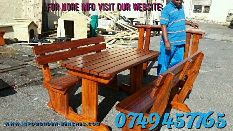 STRONG AND QUALITY BENCHES