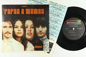 Jukebox Hard Cover EP - Mamas & the Papas - Papas & the Mamas - ABC-Dunhill VG+