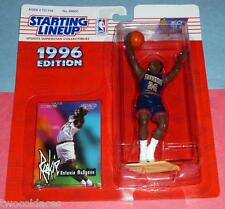 1996 ANTONIO MCDYESS sole Denver Nuggets - low s/h - Rookie Starting Lineup
