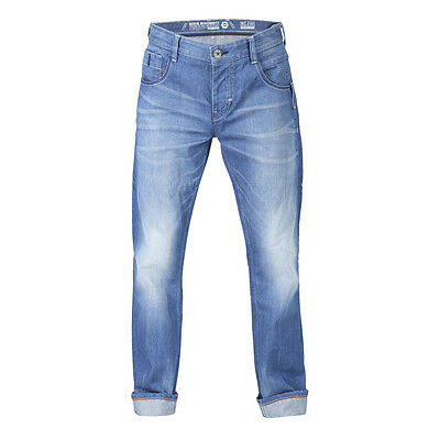 MENS STRAIGHT LEG JEANS IN MID WASH (PUMA) CLEARANCE!!!