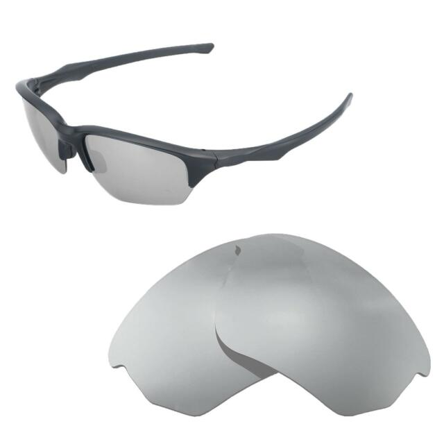 757e536599 Walleva Polarized Titanium Replacement Lenses For Oakley Flak Beta  Sunglasses