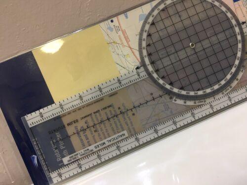 BRAND NEW JEPPESEN ROTATING AZIMUTH  PLOTTER PJ-1  p//n 10009524-001