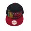 Chicago-Blackhawks-New-Era-9Fifty-Black-Red-Snapback-Hat-Cap-Black-NHL-One-Size miniature 1
