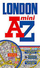 London Mini Street Atlas by Geographers' A-Z Map Company (Paperback, 2008)