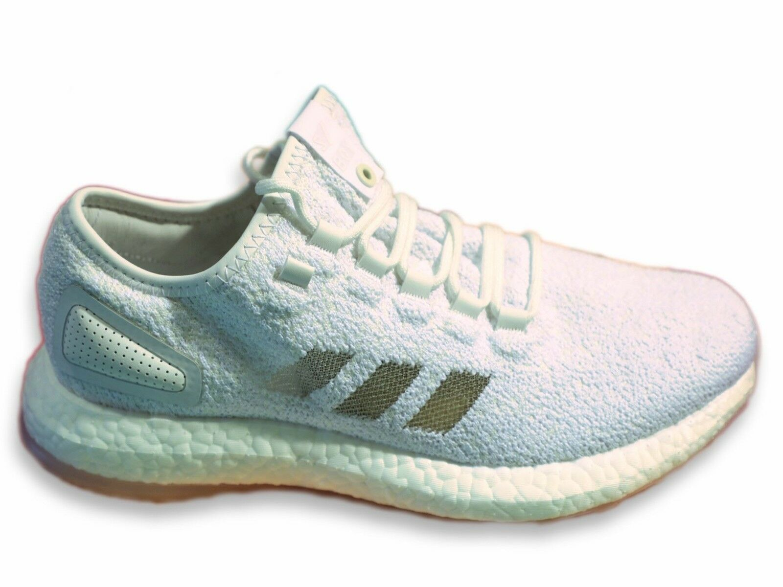 reputable site 6ce1f c2a93 2017 Sneakerboy x WISH ATL x adidas pure boost Glow in Dark Size 10