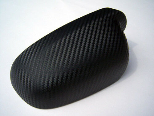 CARBON FIBRE VAUXHALL VOLKSWAGEN ANY WING MIRROR WRAP