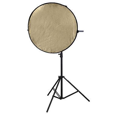 MATIN M-7205 Reflektorhalter mit Kugelkopf für Kamerastativ Spannbreite 56-136cm