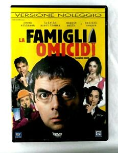 La-famiglia-omicidi-DVD-Rowan-Atkinson-Kristin-Scott-Thomas-Maggie-Smith-Film