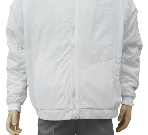 CATHEDRAL Bomber Style Soft Jacket Mens Showerproof Full Zip Fleece Lined 2019