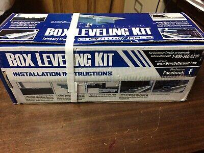 Better Built 20467 10692 Quantum Rack Box Leveling
