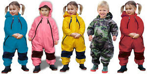 a179000f03bbf7 Image is loading Tuffo-Muddy-Buddy-Waterproof-Coverall-with-Storage-Bag