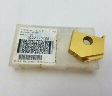 Amec 1022t 0108 Spade Drill Insert 1 14 Diameter Hss Tin Coated Series B Hp