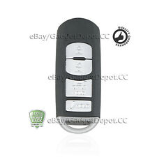 Keyless Remote Key Fob Replacement Wazske13d01d02 315mhz For 2014 2018 Mazda 3 Fits Mazda