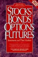 Stocks Bonds Options Futures: Investments and Their Markets Prentice Hall Busin